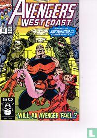 Avengers West Coast 73