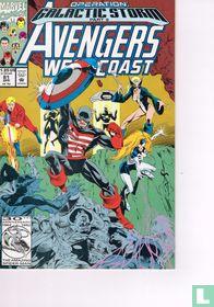 Avengers West Coast 81