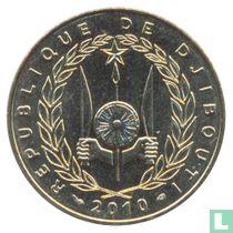 Djibouti 20 francs 2010
