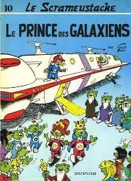 Le prince des galaxiens