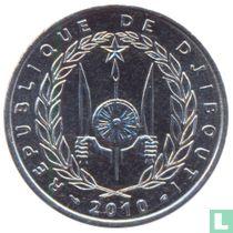 Djibouti 100 francs 2010