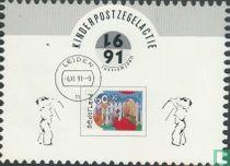 Kinderzegels (S - kaart)
