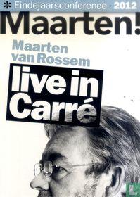 Eindejaarsconference 2012 - Maarten van Rossem live in Carré