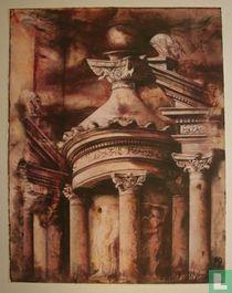 'Kazneh in Petra'.
