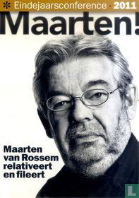 Eindejaarsconference 2011 - Maarten van Rossem relativeert en fileert