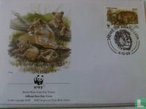 WWF - Indische leeuw