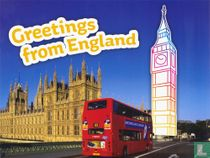 Greetings from England