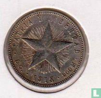 Cuba 20 centavos 1920