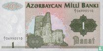 Azerbeidzjan 1 Manat 1992