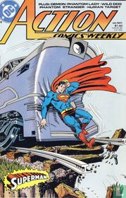 Action Comics 641