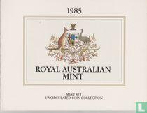 Australië jaarset 1985