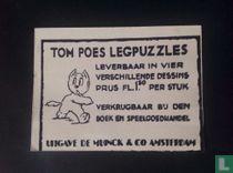Tom Poes legpuzzels