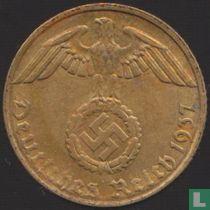 Duitse Rijk 10 reichspfennig 1937 (E)