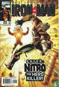 The Invincible Iron Man 15