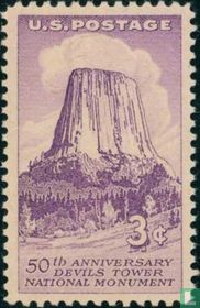 Devils Tower 1906-1956