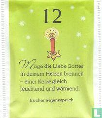 12 Kerzenschein