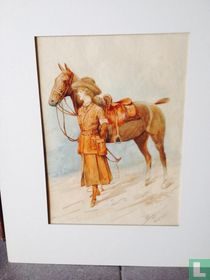 Australian Dragon Cavalier 1917