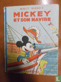 Mickey et son navire