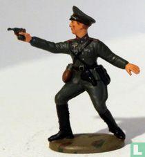 Officier Panzer Grenadiers