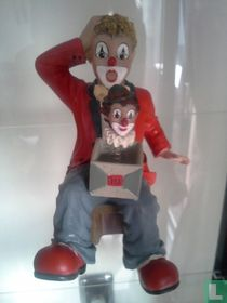 Gilde Clown Jack-In-The-Box