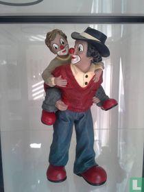Gilde Clown 'De Paardjerijder'