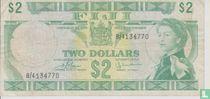Fiji 2 Dollar