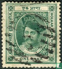 Maharaja Shivajirao Holkar