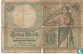 Reich Greenhouses Schein, 10 Mark 1906 (P9A)