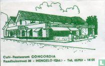 Café Restaurant Concordia