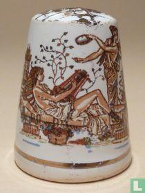 Corfu (GR) - Griekse afbeelding