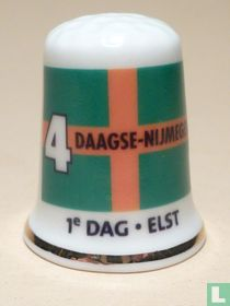 Nijmegen 4-Daagse - 1e Dag Elst