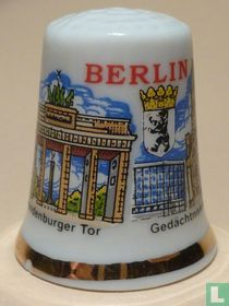 Berlin (D) - Brandenburgertor