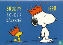 Snoopy scheurkalender 1998