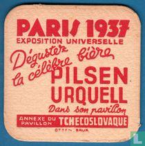 Paris 1937 - Pilsen Urquell