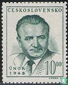 President Gottwald for sale
