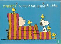 Snoopy scheurkalender 1996