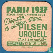 Paris 1937 - Pilsen Urquell (groene versie)