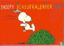 Snoopy scheurkalender 1999