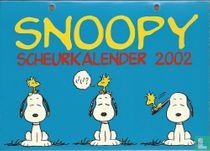 Snoopy scheurkalender 2002