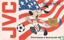 JVC - Coupe du monde USA 94