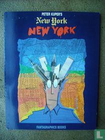 Peter Kuper's New York New York