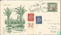 75 jaar nederzetting Petah Tiqwa