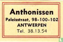 Anthonissen