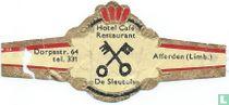 Hotel Café Restaurant De Sleutels - Dorpsstr. 64 tel. 331 - Afferden (Limb.)