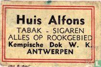 Huis Alfons - tabak - sigaren