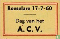 Dag van het A.C.V.