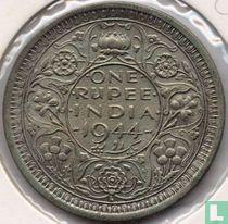 Brits-Indië 1 rupee 1944 (Lahore - grote L)
