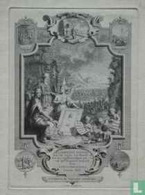 Algemeene Historie van het begin der Wereld af (...) Tweede Deel.