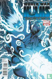 Word War Hulks: Spider-man vs Thor 1