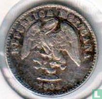 Mexico 5 centavos 1904 (Mo M)